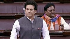 rajya sabha sachin tendulkar After not allowed to speak in Rajya Sabha Sachin Tendulkar took to social media to share his views on how to make India a sporting nation.Not permitted to talk in rajya sabha sachin tendulkar makes discourse via social media Indian Cricket News, Sachin Tendulkar, Latest News Headlines, News India, Sports News, Celebrity News, It Hurts, How To Memorize Things, Tights