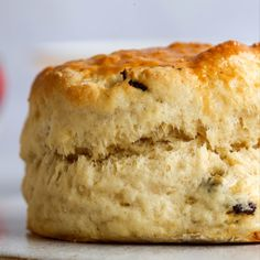 English tea recipe by an English queen of the kitchen.  Thats all I need to say. Need a scone recipe, Mary has you covered with all you need. Scones Recipe Uk, Drop Scones Recipes, Best Scone Recipe, English Tea Scones Recipe, Bake Off Recipes, Fun Baking Recipes, Sweet Recipes, Dessert Recipes, Sweets