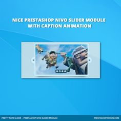 What is a website without a slider? A slider is what brings out your entire website's content as a summary and presents it in an organized and attractive manner for the user. Our Prestashop Nivo sl…