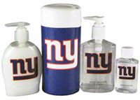 Accessories for the bathroom...  New York Giants Kleen Kit