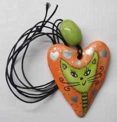 Tiere und Kunst von Herbivore11 - Katzenherz