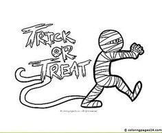 Thousands Free Printable Halloween Coloring Pages: Halloween Coloring Pages at Coloring Pages 24