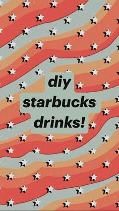 Secret Starbucks Drinks, Starbucks Secret Menu Drinks, Starbucks Hacks, Starbucks Coffee, Yummy Drinks, Healthy Drinks, Comida Diy, Fun Baking Recipes, Smoothie Drinks