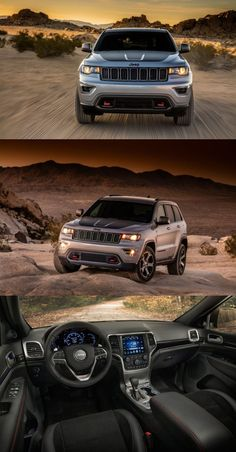 2017 #Jeep Grand Cherokee Trailhawk surfaced ahead of official debut