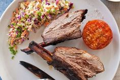 American-style beef short ribs