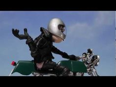 Motomania - Korrekt / Motorrad Film