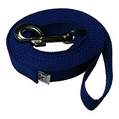 Freedom Pet 1 inch Polypropylene Dog Leash FPSPP50 Select Your Length and Color Royal Blue 40 FT by BeastMaster *** Check out the image by visiting the link.