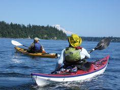kayaking...anywhere...