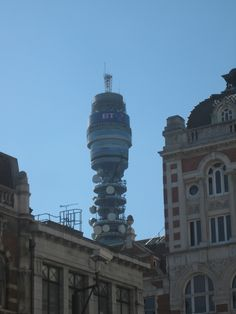 BT Tower in London Tower, London, Computer Case, Towers, Building