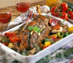 Lajos Mari konyhája - Mediterrán báránycomb