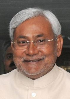 Nitish Kumār (born 1 March 1951) is an Indian politician who has been a Union Minister of India and is the current Chief Minister of Bihar and has been since 2005. He belongs to the Janata Dal (United) party. As Chief Minister, he gained popularity by initiating a series of developmental and constructive activities - improving infrastructure, appointing over 100,000 school teachers, ensuring that doctors worked in primary health centers, and keeping crime in check