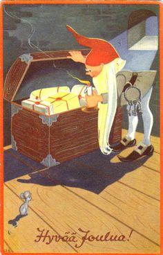 HELENA HELKAMA (ALFTHAN) - sulo heinola - Picasa-verkkoalbumit Pixie, October 10, Parents, Christmas, Painting, Fictional Characters, Illustration, Art, Picasa