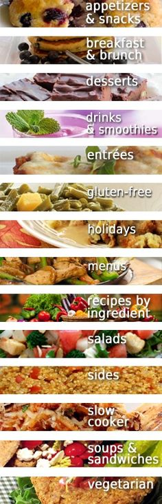 Browse hundreds of healthy slow cooker recipes from SkinnyMs. Explore delicious healthy slow cooker meals including soups, stews, chili and more. Slow Cooker Recipes, Crockpot Recipes, Cooking Recipes, Cooking Tips, Healthy Snacks, Healthy Eating, Healthy Recipes, Healthy Menu, Easy Recipes