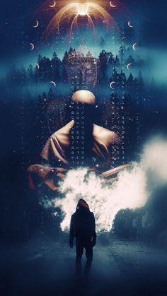 Burning ZEN ID by Ali TEKAY #BurningZEN