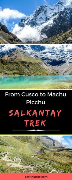 Salkantay Trek with Mountain Lodges of Peru is an amazing lodge-to-lodge trekking option from Cusco to Machu Picchu. This amazing Peru Trek is named among the 25 best Treks in the World, by National Geographic Adventure Travel Magazine. Peru Trekking   South America   Alternative to Inca Trail   Upscale Trek in Peru  #trekking #peru #perutreks