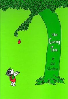 The giving tree 1992 Shel Silverstein DJ HC New. Hardcover with dust jacket, listed as *first edition* as printed on copyright page, please note this is the 1992 edition. Good Books, Books To Read, My Books, Albert Einstein For Kids, Emotional Books, The Giving Tree, Shel Silverstein, Diy Projects For Kids, Kids Diy