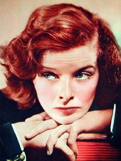 Katharine Hepburn. They told her she wasn't pretty enough to play a leading lady role, she proved them wrong.