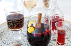 Mulled wine - perfect drink for a holiday season - Mytaste.com