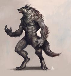Sky Bae by THENEW ART AGENCY , via Behance Wolf Warriors, Hybrid Art, Werewolf Art, Vampires And Werewolves, Apocalypse, Creature Concept, Weird World, Creature Design, Fantasy Creatures