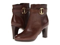 LAUREN Ralph Lauren Mandy Black Burnished Leather - Zappos.com Free Shipping BOTH Ways
