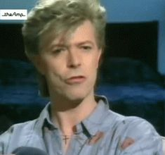 David Bowie Smile - Hotter than hot - Bing images