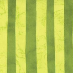 A Stitch In Color - Twin Tone Stripes in Pear and Acid Green by Malka Dubrawsky for Moda Fabrics