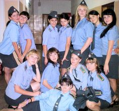 Blog Nevsky-Consulting: photos and videos about Russian Culture: Military women…