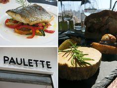Nouveau ... Le Quai du Port à une nouvelle amie très gourmande PAULETTE !