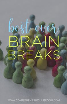 SAVE THIS POST! These are the BEST brain breaks for any class to reenergize and recharge your students! Spanish Lessons, Learning Spanish, Spanish Games, Elementary Music, Elementary Schools, Physical Education Games, Music Education, Health Education, Physical Activities