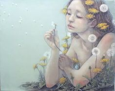 Miho Hirano - Japanese artist who lives in Abiko, Chiba