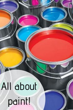 PAINT IT! For a wide selection of high quality Paints, All the top brand under one roof for your convinience. All Paint types and Paint Colours available Paint Metal, Chalk Paint, Paint Ceiling, Window Paint, Paint Brands, Diy Store, Painted Floors, Painting On Wood, Nespresso