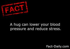 And this is why I need a professional hugger.
