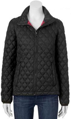 Juniors' Madden Girl Packable Puffer Jacket