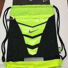 Drawstring Nike Bag | Nike bags and Blue nike