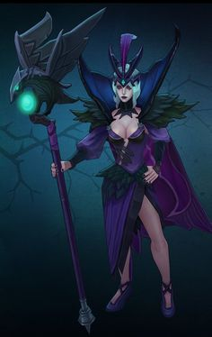Ravenborn LeBlanc from League of Legends 1) Why I chose to make this costume: After making two marksman cosplays without any sewing k...