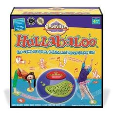 Cranium Hullabaloo the Game of Tunes Twists and TopsyTurvy Fun -- Check out the image by visiting the link.