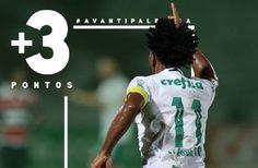 Palmeiras vence o Santa Cruz e abre vantagem no Brasileirão; veja detalhes do jogo