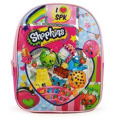 Shopkins Toddler Backpack