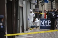 Hatchet-wielding man shot dead by NYPD cops in Queens; police eye possible terrorism motive - NEW YORK DAILY NEWS #Hatchet, #Attack, #US