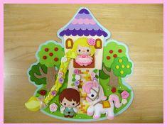 Blog Entry, Kids Rugs, Animation, Crafts, Decor, Felt Garland, Stuff Stuff, Picture Wall, Princess