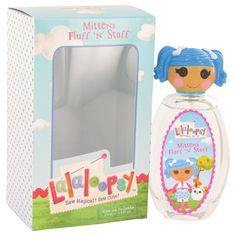 Lalaloopsy By Marmol & Son EDT Spray (Fluff N Stuff) 3.4 Oz For Women