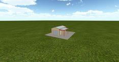 Cool 3D #marketing http://ift.tt/2pixtZU #barn #workshop #greenhouse #garage #roofing #DIY