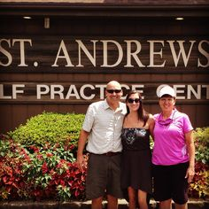 """Linnea Baney on Instagram: """"Visiting Molly on this beautiful Sat #standrewsgolfcourse #familytime"""" West Chicago, Chicago Illinois, St Andrews Golf, Over The Years, Hipster, Beautiful, Instagram, Style, Swag"""