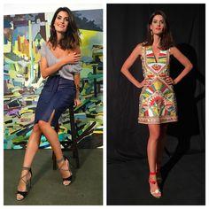 Apresentadora do Esquadrão da Moda no SBT (TV host of What Not To Wear…