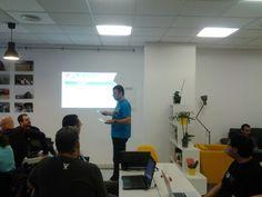 Katayuno AprendiendoTDD en Materia Gris Octubre 2014