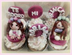 #cupcakes #lima #peru #amor #sirenita