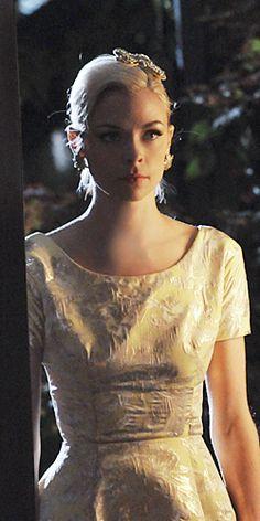 Lemon Breeland, custom dress