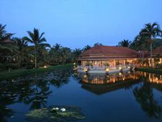 Sofitel Angkor Phokeethra Golf and Spa Resort hotel Beach Resorts, Hotels And Resorts, Best Hotels, Hotels In Cambodia, Best Spa, Angkor, Southeast Asia, Countryside