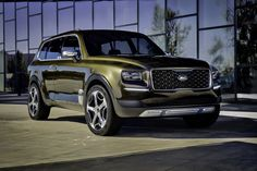 New Telluride SUV Concept Is Basically A KIA Bentayga Which Treats Your Jetlag