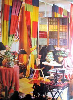 Muriel Brandolini apartment 1993